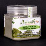 Armonizate Mascarilla de Arcilla Verde con Té Verde