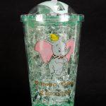 Vaso de Doble Capa Refrigerante en Color Verde