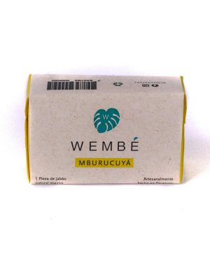 Wembé Jabón Mburucuyá