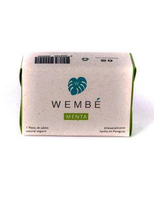Wembé Jabón Menta