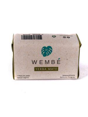 Wembé Jabón Yerba Mate