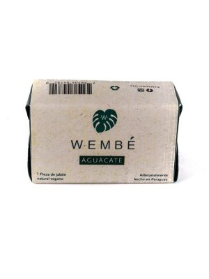 Wembé Jabón Aguacate