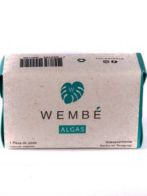 Wembé Jabón Algas