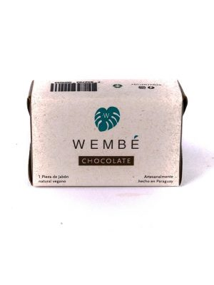 Wembé Jabón Chocolate