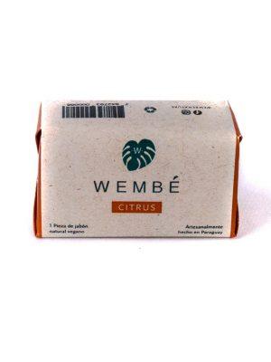 Wembé Jabón Citrus
