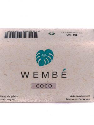 Wembé Jabón Coco
