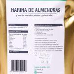 Nutrirse Harina de Almendras de 450 Gramos