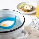 Botecito de Silicona para Preparar Huevo Escalfado