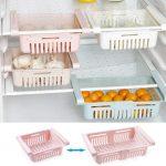 Organizador de Refrigerador –  Color Celeste