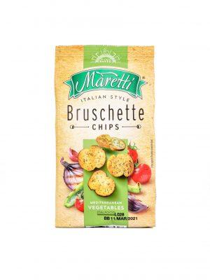 Maretti – Tostadas de Verduras Mediterráneas