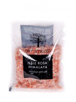 Terramezzo – Sal Gruesa Rosada de Himalaya