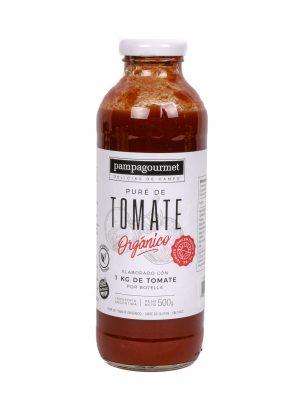 Puré de Tomate Orgánico