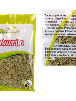 Té Guaraní – Burrito