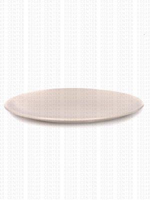 Plato con Textura Semi Tallada