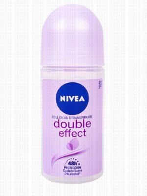 Nivea – Antitranspirante Double Effect – Roll On