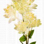 Flor Artificial – Diente de León