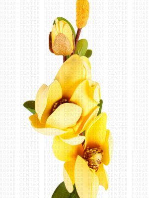Flor Artificial – Magnolia