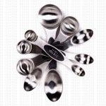 Set de Cucharas Medidoras Magnéticas