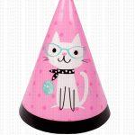 Sombrero tipo Cono para Cumpleaños Infantiles