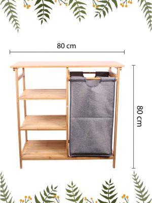 Vanessa y Kevin – Mueble de Bambú