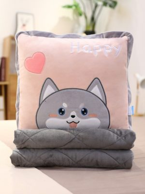 Almohada con Manta