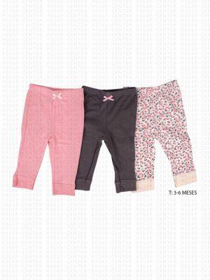 Set de 3 Pantalones Infantiles