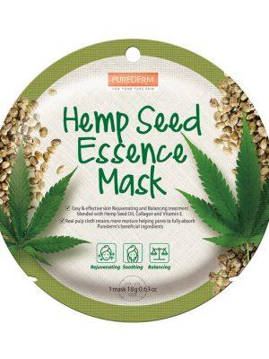 Purederm Hemp Seed Essence Mask